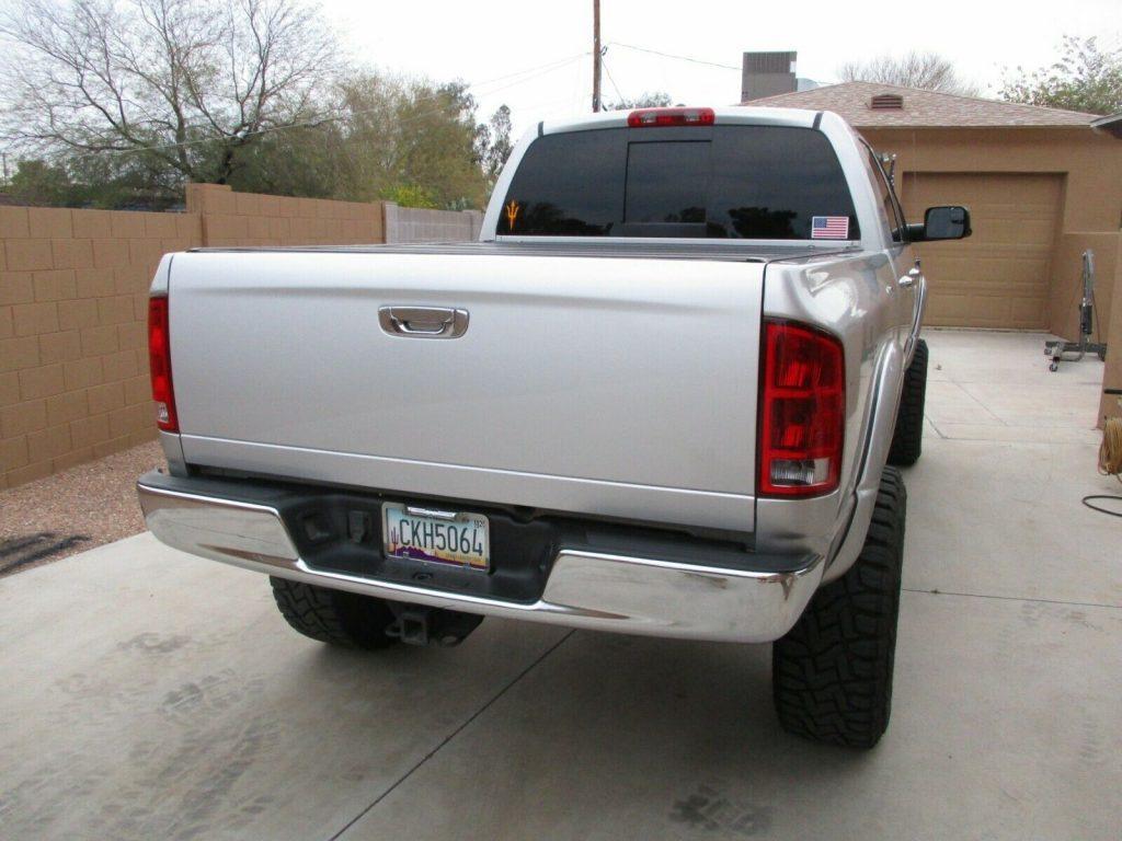 great working 2006 Dodge Ram 2500 Laramie lifted