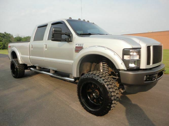 many upgrades 2008 Ford F 350 Super Duty lifted for sale