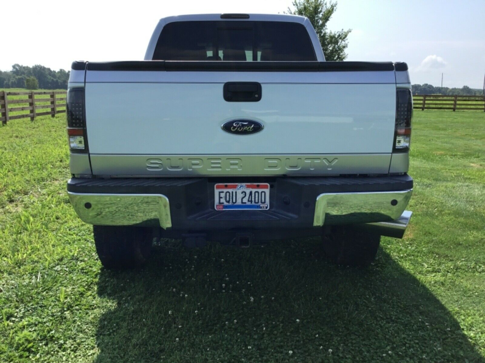 6 inch lift 2012 Ford F 250 Lariat Super Duty lifted