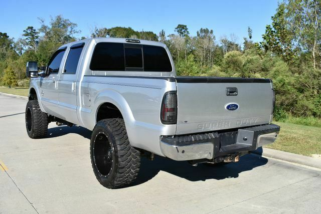 custom 2011 Ford F 250 Lariat lifted
