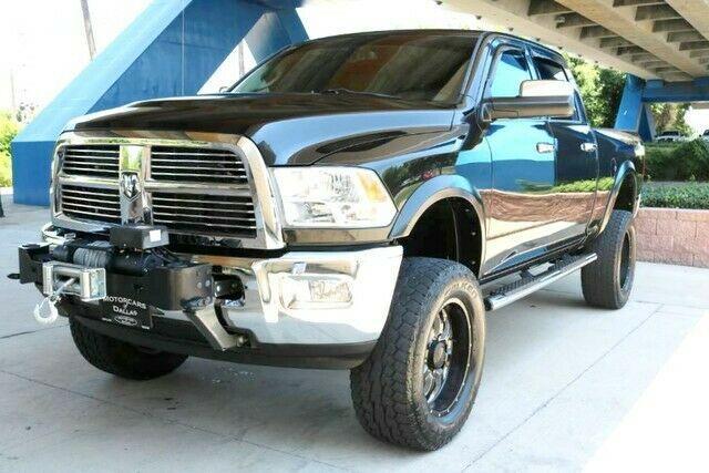 upgraded 2010 Dodge Ram 2500 Laramie lifted
