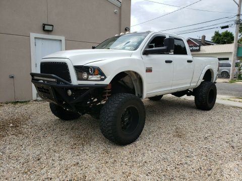 upgraded 2012 Dodge Ram 2500 lifted for sale