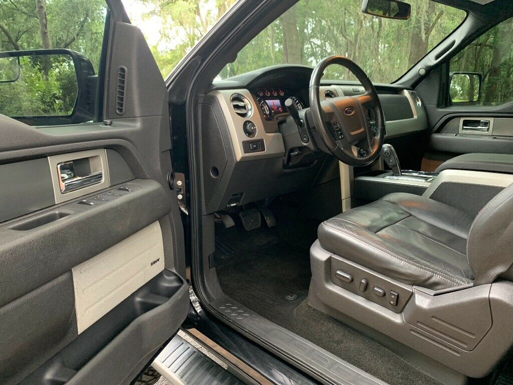 upgraded  2013 Ford F 150 FX4 lifted