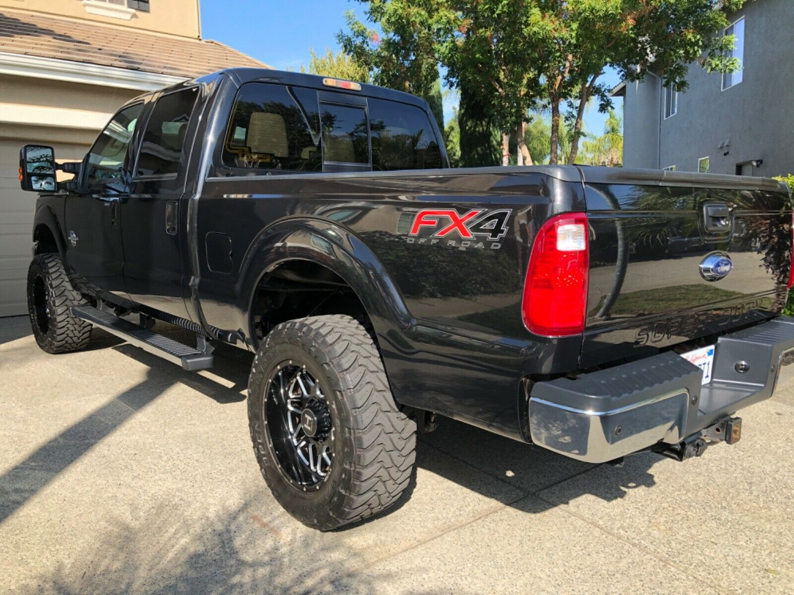 beautiful 2015 Ford F 250 Lariat lifted