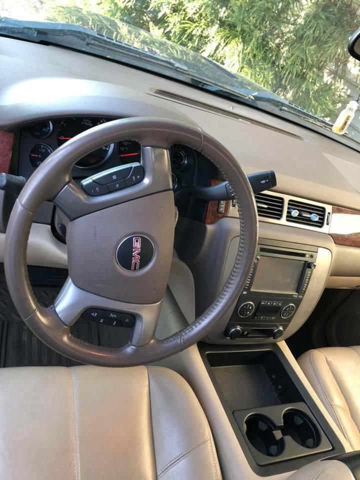 great shape 2013 GMC Sierra 1500 lifted
