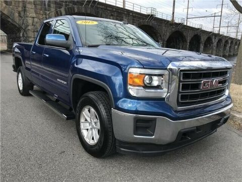 just serviced 2015 GMC Sierra 1500 SLE lifted for sale