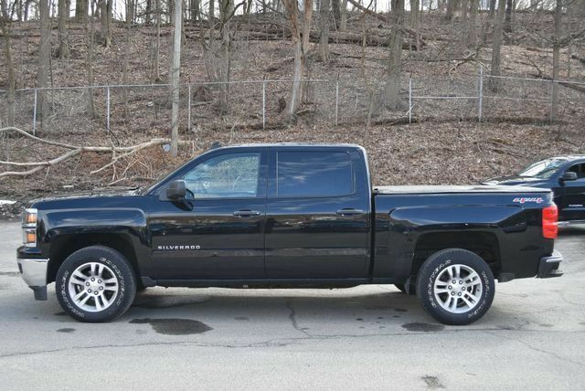 well equipped 2014 Chevrolet Silverado 1500 LT lifted