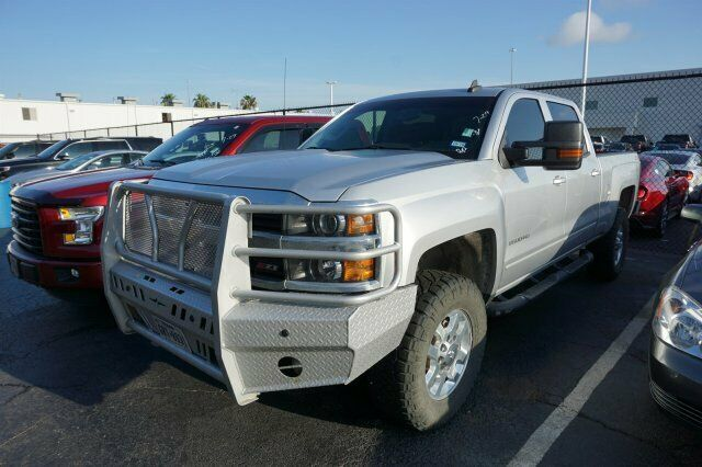 well equipped 2015 Chevrolet Silverado 2500 LT lifted for sale