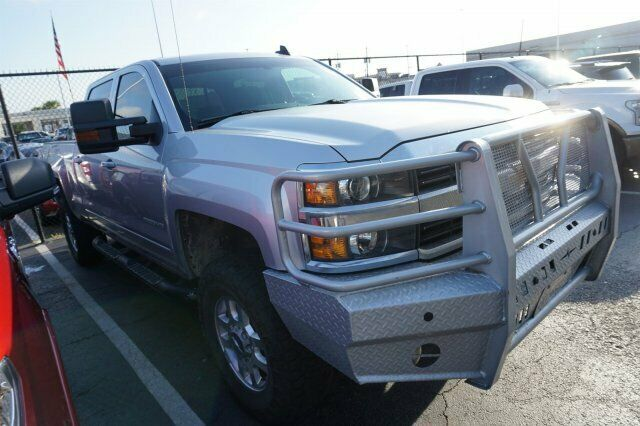 well equipped 2015 Chevrolet Silverado 2500 LT lifted