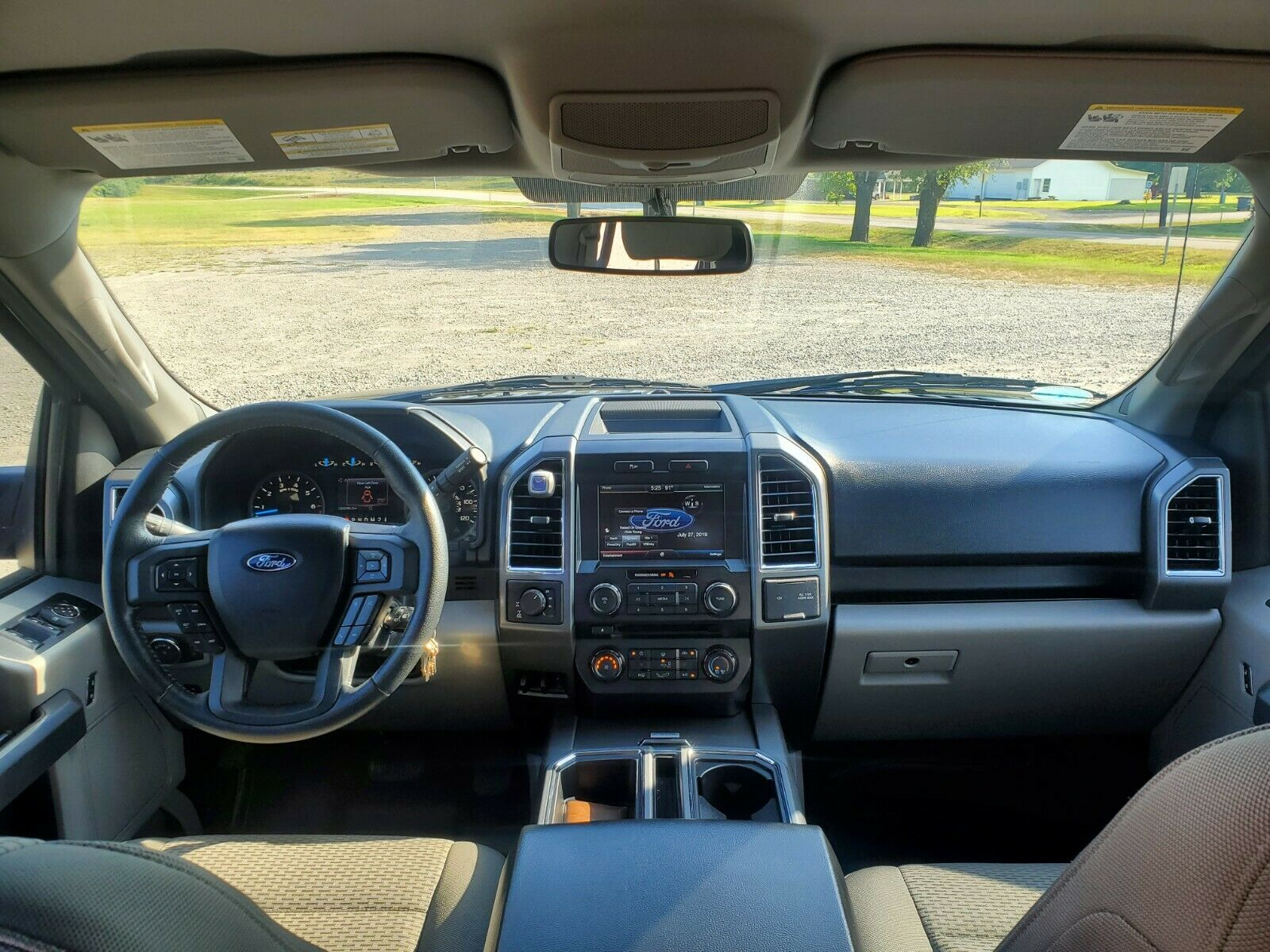well serviced 2015 Ford F 150 lifted