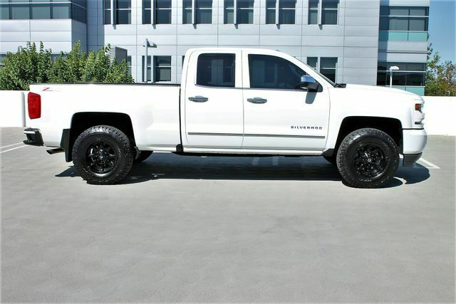 low miles 2016 Chevrolet Z71 LTZ lifted