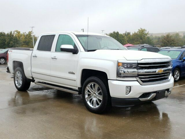 well equipped 2016 Chevrolet Silverado 1500 High Country lifted