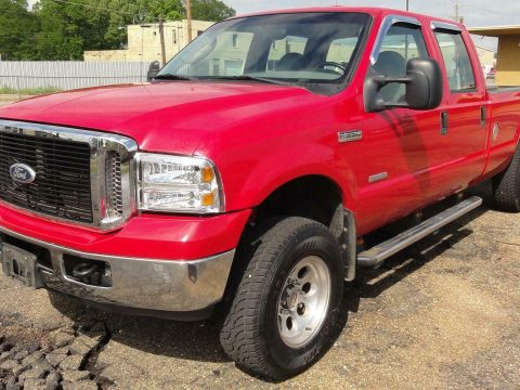 clean 2006 Ford F 250 XL/XLT Powerstroke lifted for sale