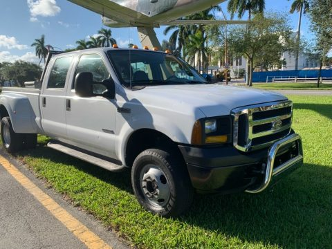 lift gate 2005 Ford F 350 LARIAT lifted for sale