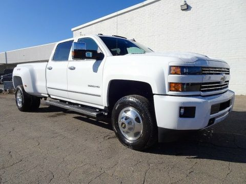 loaded 2019 Chevrolet Silverado 3500 LTZ lifted for sale