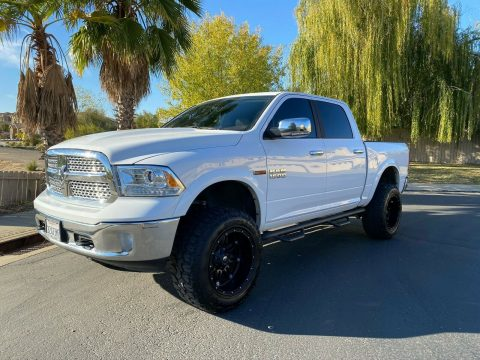loaded and modified 2018 Dodge Ram 1500 lifted for sale