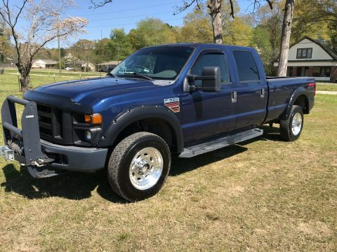 needs nothing 2008 Ford F 350 Xl lifted for sale