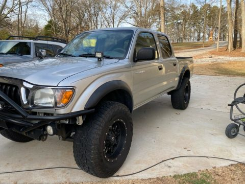 new parts 2004 Toyota Tacoma PreRunner lifted for sale