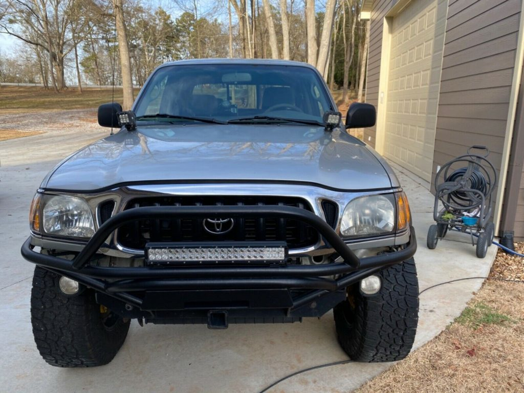 new parts 2004 Toyota Tacoma PreRunner lifted