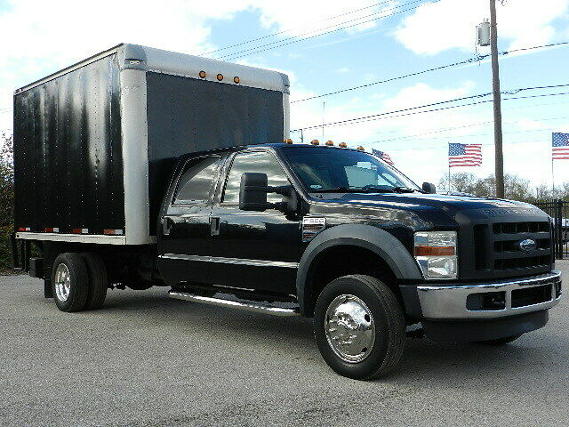 clean 2010 Ford F 550 XL lifted