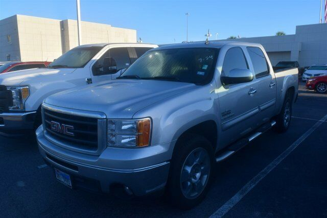 low miles 2010 GMC Sierra 1500 SLE lifted for sale