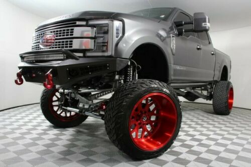 low miles 2017 Ford F 250 lifted for sale