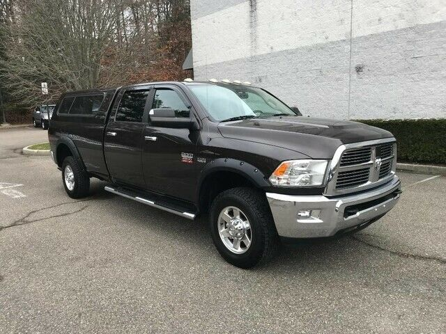 nice and clean 2010 Dodge Ram 2500 SLT 8 Ft Bed lifted for sale