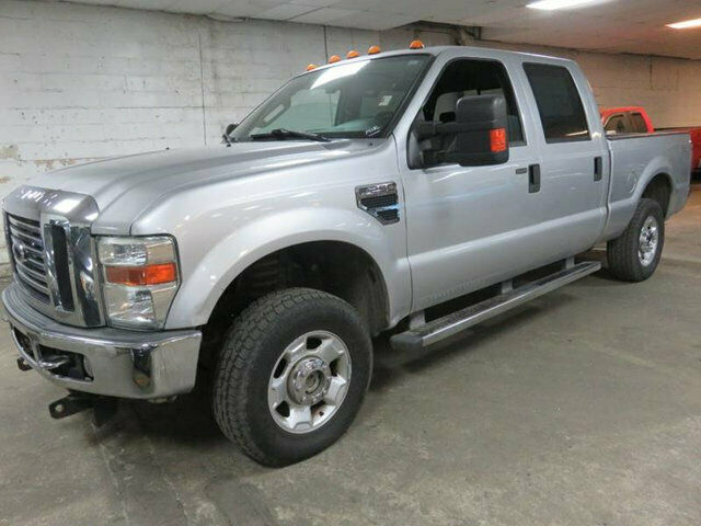 well equipped 2010 Ford F 250 lifted for sale
