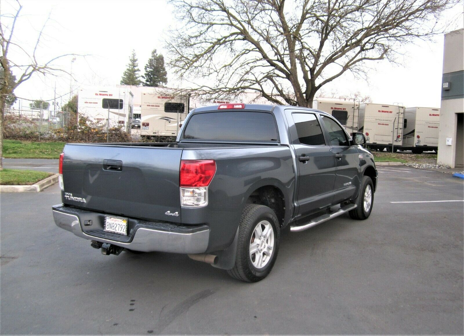 well equipped 2010 Toyota Tundra Grade lifted