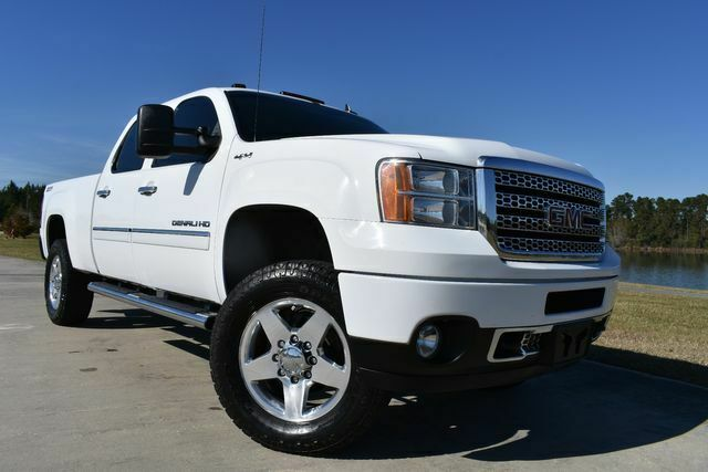 great shape 2012 GMC Sierra 2500 Denali lifted for sale