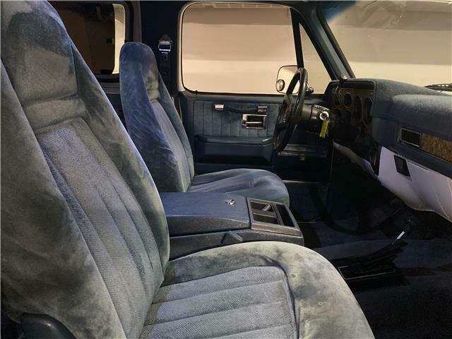 rust free 1990 Chevrolet Blazer K5 Silverado lifted