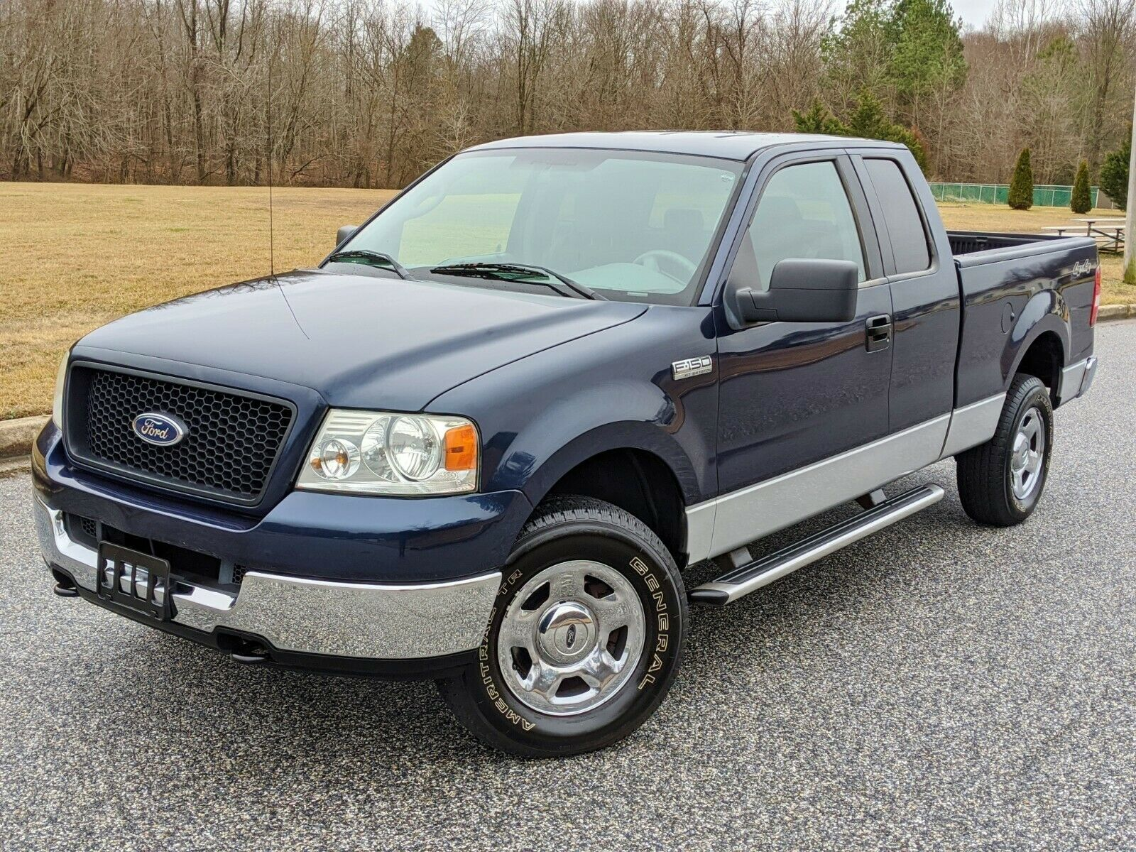 super clean 2005 Ford F 150 lifted