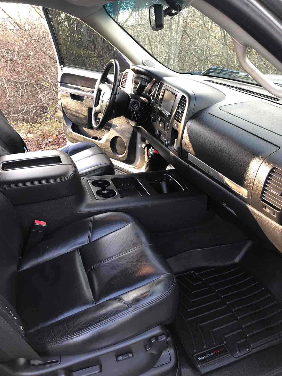 great shape 2011 Chevrolet Silverado 1500 K1500 LT lifted