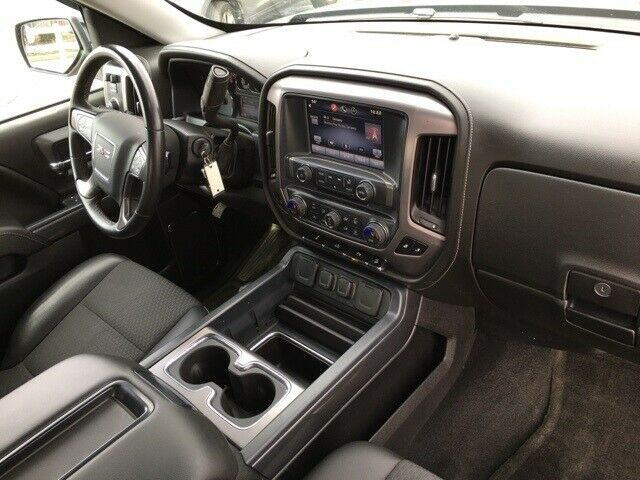 low miles 2015 GMC Sierra 1500 SLE lifted