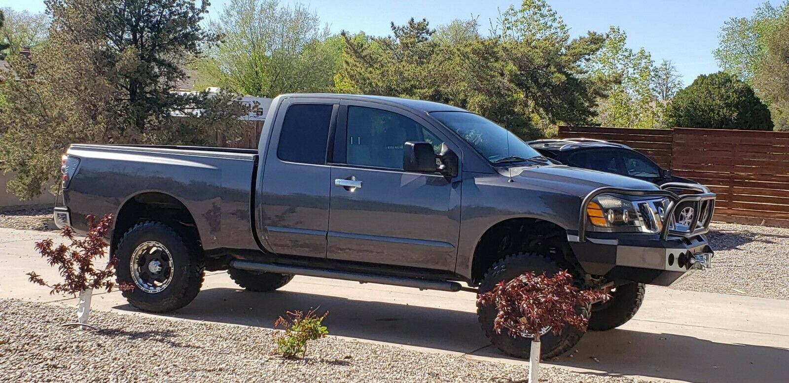 modified 2006 Nissan Titan SE lifted for sale