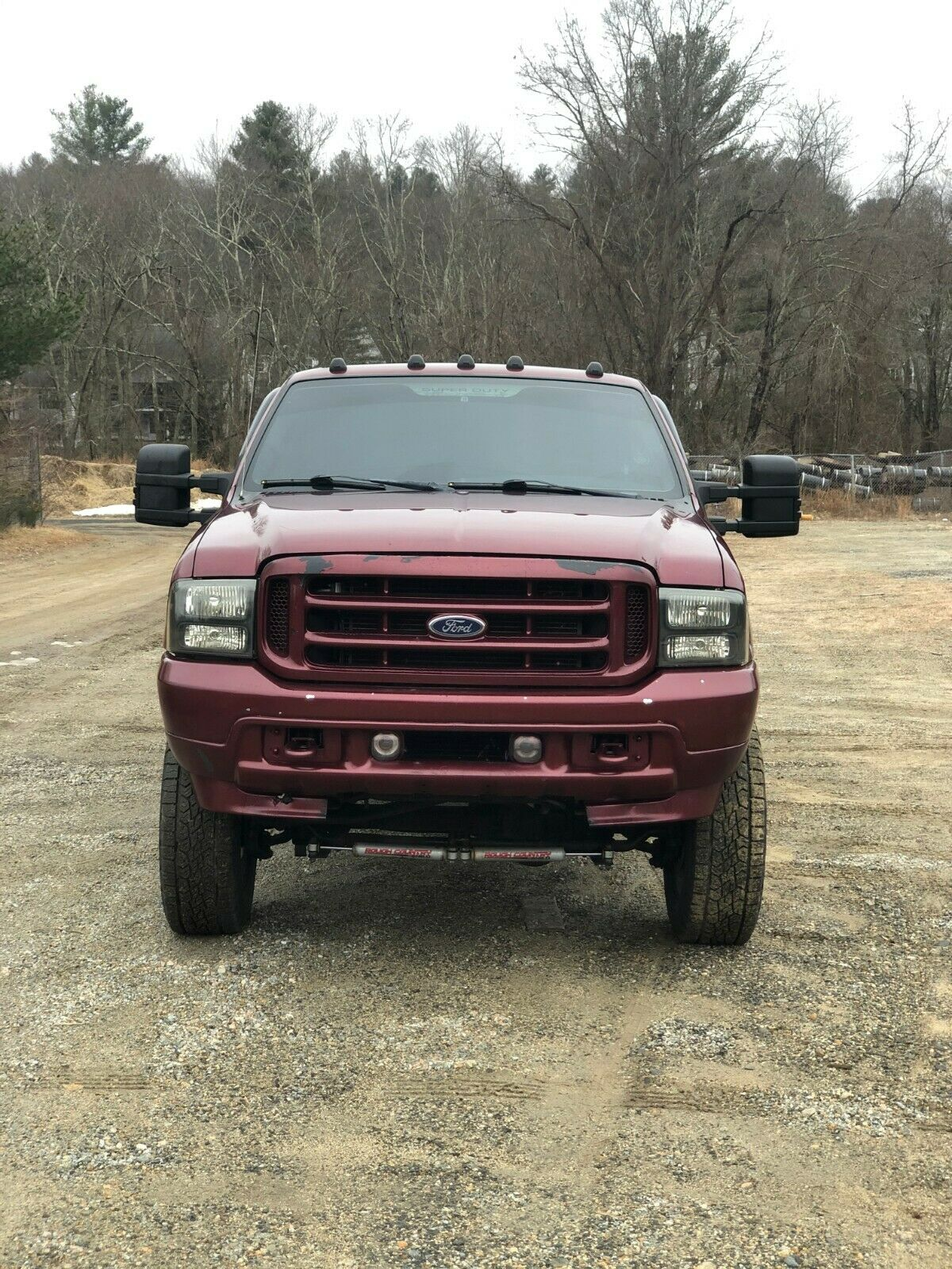 very nice 2004 Ford F 350 Super DUTY lifted for sale