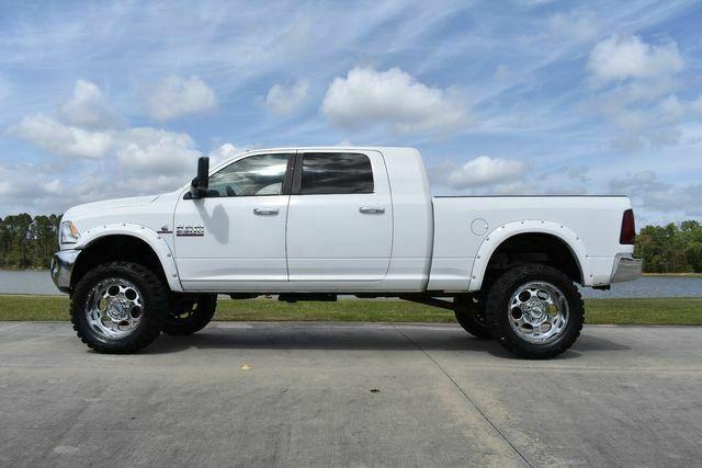 clean 2013 Ram 2500 SLT lifted