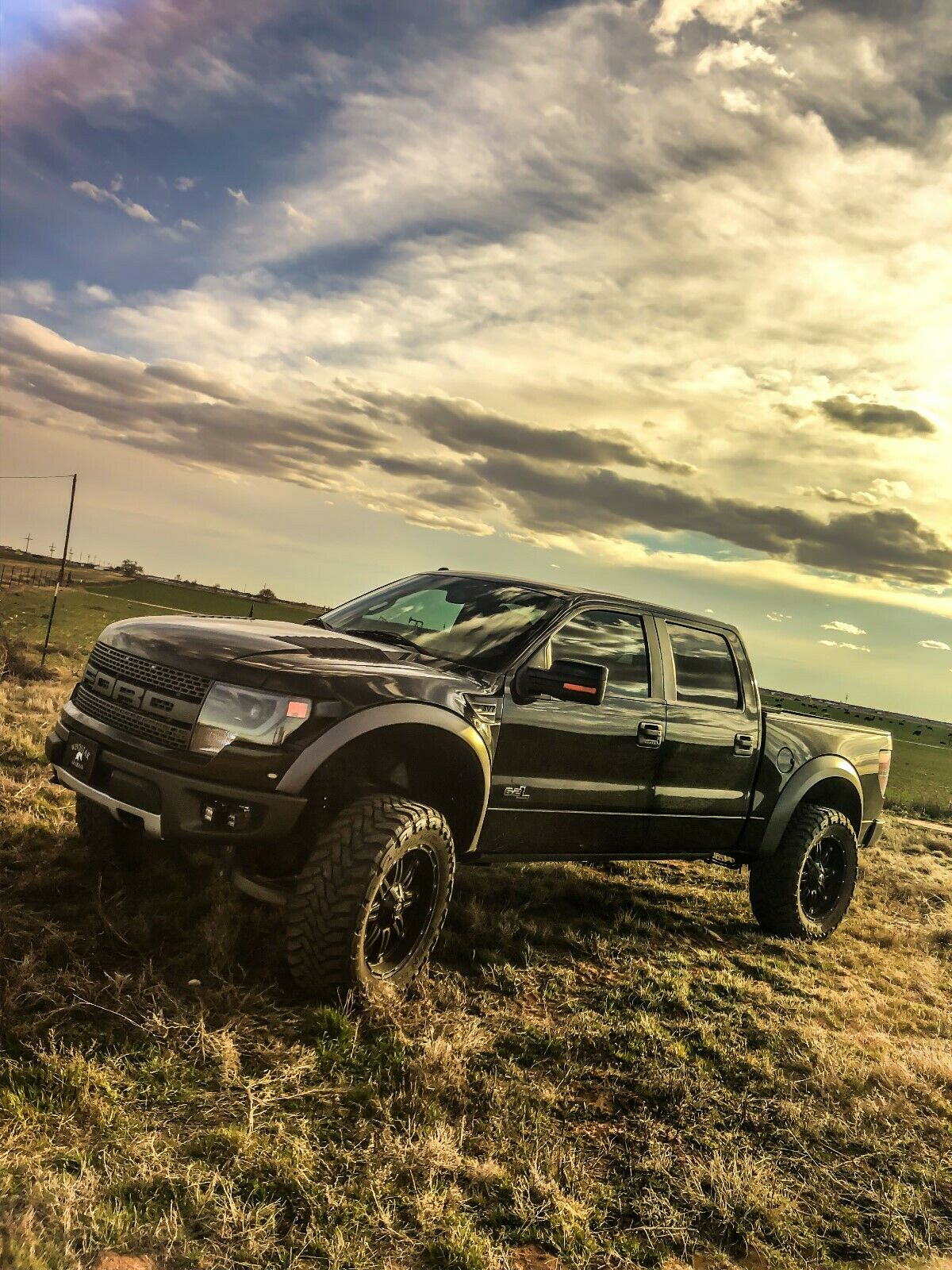 sharp 2013 Ford F 150 SVT RAPTOR lifted for sale