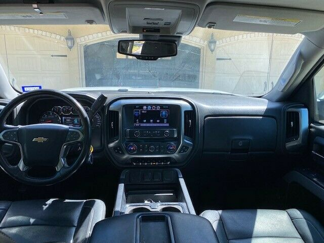 modified 2015 Chevrolet Silverado 1500 K1500 LTZ lifted