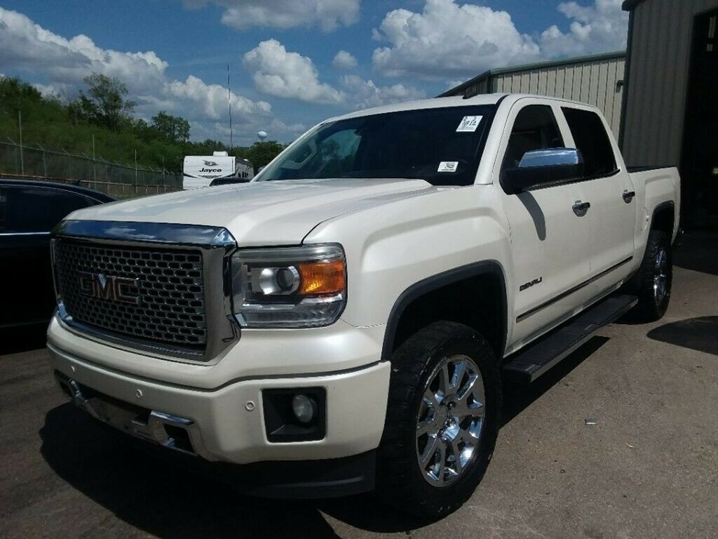 For Sale Well Equipped 2014 Gmc Sierra 1500 Denali Lifted